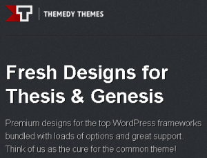 thesis business premium skin for thesis
